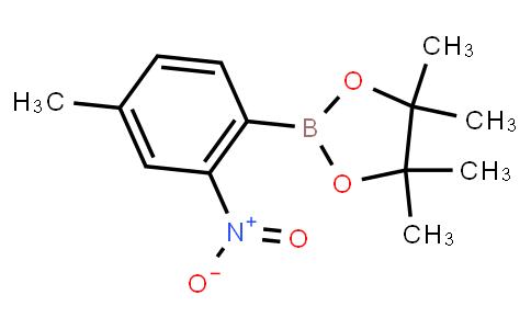 BP20703 | 1256359-10-0 | 4-Methyl-2-nitrophenylboronic acid pinacol ester