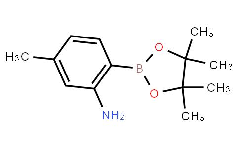 BP20708 | 863578-36-3 | 2-Amino-4-methylphenylboronic acid pinacol ester