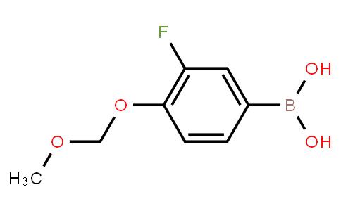 BP20713   1315341-79-7   3-Fluoro-4-(methoxymethoxy)phenylboronic acid