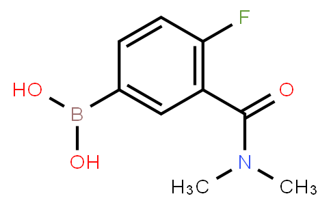 BP20723   874219-27-9   4-Fluoro-3-(dimethylcarbamoyl)phenylboronic acid