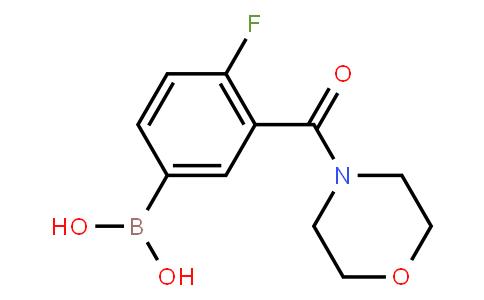 BP20726   874219-29-1   4-Fluoro-3-(morpholine-4-carbonyl)phenylboronic acid