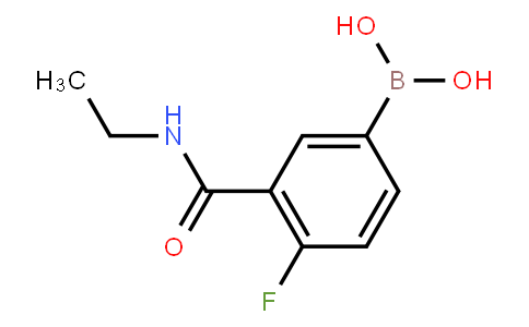 BP20727   874219-20-2   3-(Ethylcarbamoyl)-4-fluorophenylboronic acid