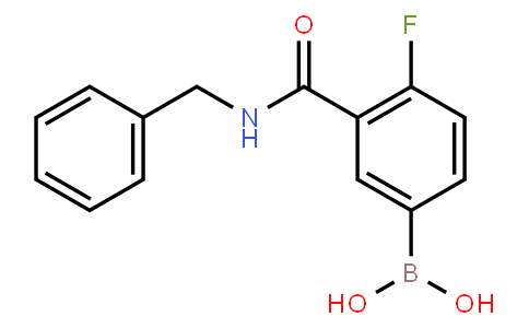 BP20728 | 874219-22-4 | 3-(Benzylcarbamoyl)-4-fluorophenylboronic acid