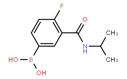 BP20729 | 874219-21-3 | 4-Fluoro-3-(isopropylcarbamoyl)phenylboronic acid