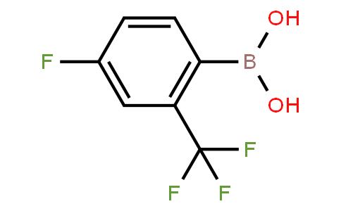BP20737 | 182344-16-7 | 4-Fluoro-2-(trifluoromethyl)phenylboronic acid