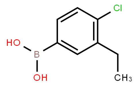 BP20740   918810-94-3   4-Chloro-3-ethylphenylboronic acid