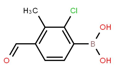 BP20756 | 1451391-36-8 | 2-Chloro-4-formyl-3-methylphenylboronic acid
