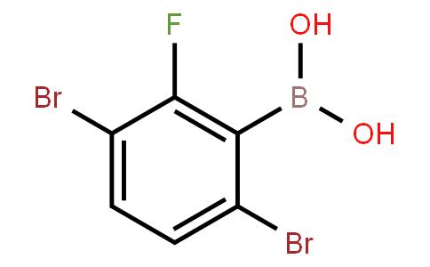 BP20758 | 870778-92-0 | 3,6-Dibromo-2-fluorophenylboronic acid