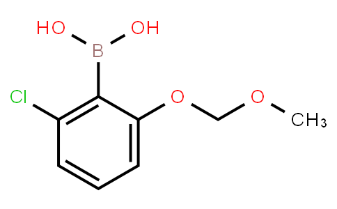 BP20761 | 1256355-51-7 | 2-Chloro-6-(methoxymethoxy)phenylboronic acid