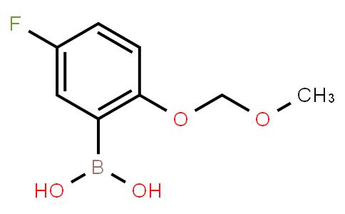BP20762 | 488713-34-4 | 5-Fluoro-2-(methoxymethoxy)phenylboronic acid