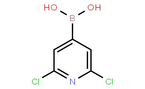 BP20773 | 1072951-54-2 | 2,6-Dichloropyridine-4-boronic acid