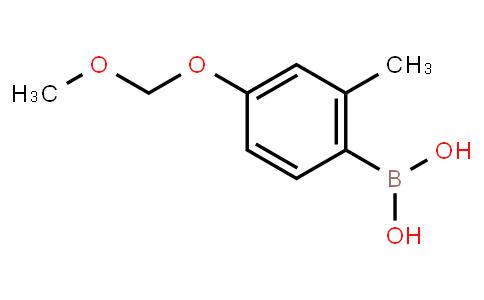 BP20777   1260374-05-7   2-Methyl-4-(methoxymethoxy)phenylboronic acid