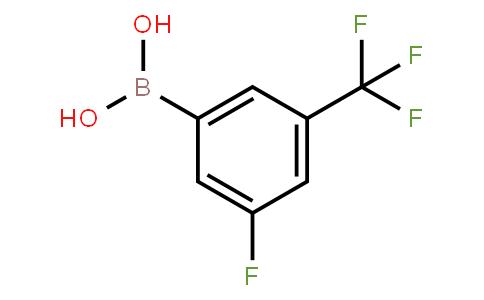 BP20780 | 159020-59-4 | 3-(Trifluoromethyl)-5-fluorophenylboronic acid