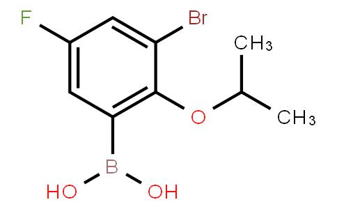 BP20782   352534-84-0   3-Bromo-5-fluoro-2-isopropoxyphenylboronic acid