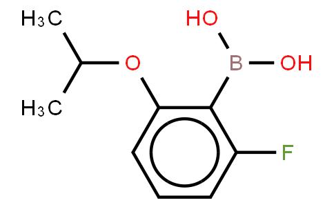 BP20783   870777-17-6   2-Fluro-6-isopropoxyphenylboronic acid