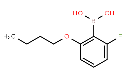 BP20784 | 870777-19-8 | 2-Butoxy-6-fluorophenylboronic acid