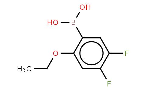 BP20787 | 870778-87-3 | 4,5-Difluro-2-ethoxyphenylboronic acid