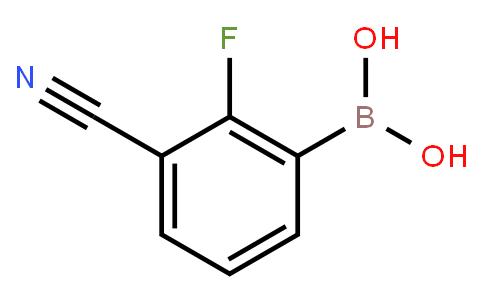 BP20789 | 957121-05-0 | 3-Cyano-2-fluorophenylboronic acid