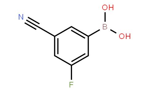BP20790 | 304858-67-1 | 3-Cyano-5-fluorophenylboronic acid