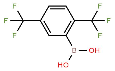 BP20809 | 196083-18-8 | 2,5-Bis(trifluoromethyl)phenylboronic acid