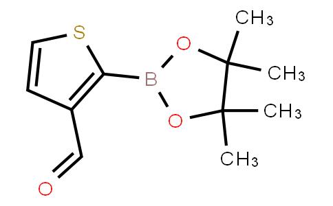 BP20813   632325-55-4   3-Formylthiophene-2-boronic acid pinacol ester