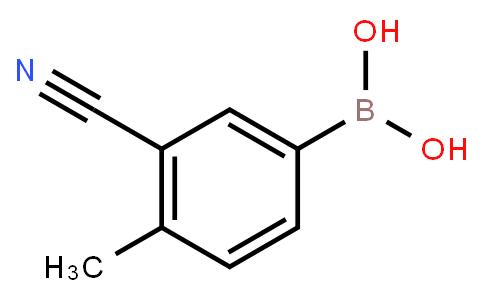 BP20823 | 911210-49-6 | 3-Cyano-4-methylphenylboronic acid