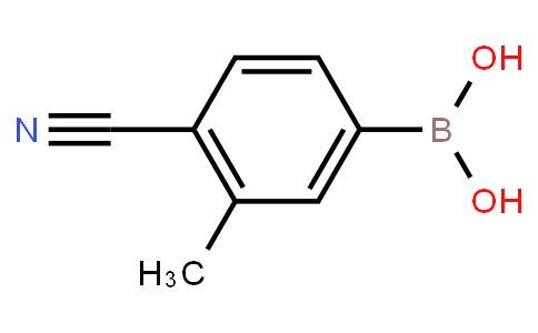 BP20824 | 856255-58-8 | 4-Cyano-3-methylphenylboronic acid