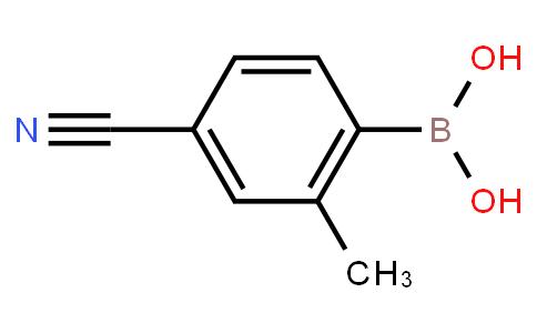 BP20825 | 313546-18-8 | 4-Cyano-2-methylphenylboronic acid