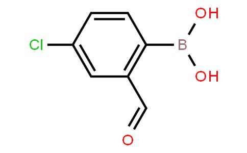 BP20832   913835-76-4   4-Chloro-2-formylphenylboronic acid