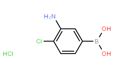 BP20833 | 850568-45-5 | 3-Amino-4-chlorophenylboronic acid hydrochloride