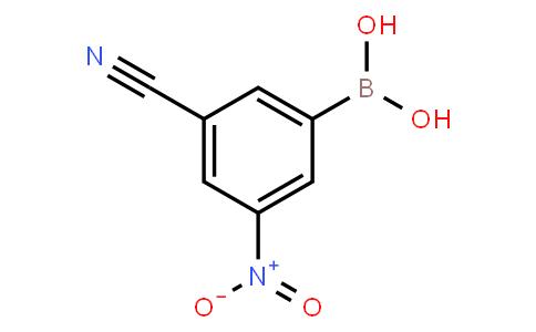 BP20834 | 913835-33-3 | 3-Cyano-5-nitrophenylboronic acid