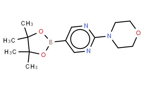 BP20837   957198-30-0   2-(4-Morpholino)pyrimidine-5-boronic acid, pinacol eser