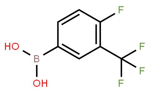 BP20847 | 182344-23-6 | 4-Fluoro-3-(trifluoromethyl)phenylboronic acid