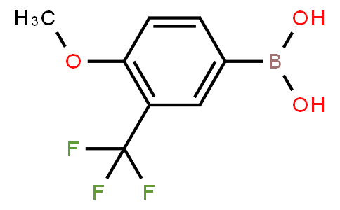 BP20849 | 149507-36-8 | 4-Methoxy-3-trifluoromethylphenylboronic acid