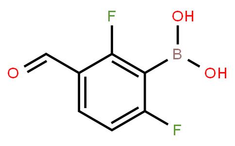 BP20850 | 849062-09-5 | 2,6-Difluoro-3-formylphenylboronic acid