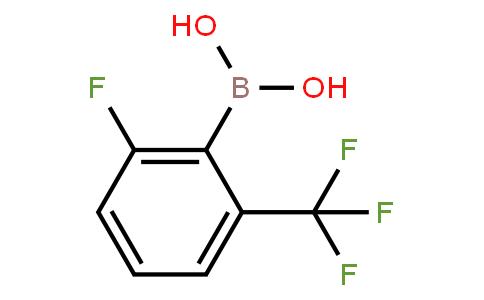 BP20852 | 313545-34-5 | 2-Fluoro-6-(trifluoromethyl)phenylboronic acid