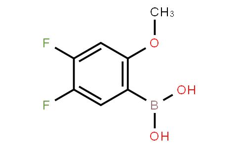 BP20854   870777-32-5   4,5-Difluoro-2-methoxyphenylboronic acid