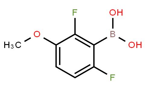 BP20855 | 870779-02-5 | 2,6-Difluoro-3-methoxyphenylboronic acid