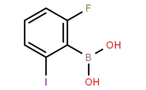 BP20861 | 870777-22-3 | 2-Fluoro-6-iodophenylboronic acid