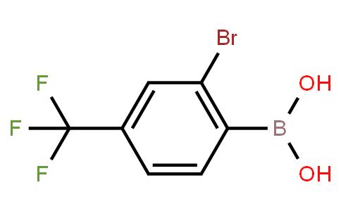 BP20871   959997-88-7   2-Bromo-4-(trifluoromethyl)phenylboronic acid