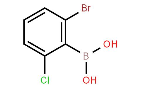 BP20873 | 1107580-65-3 | 2-Bromo-6-chlorophenylboronic acid