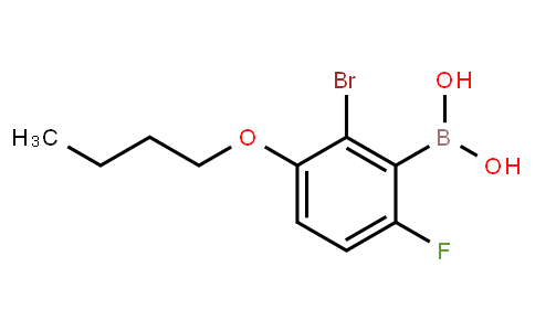 BP20877 | 1072951-95-1 | 2-Bromo-3-butoxy-6-fluorophenylboronic acid