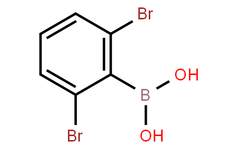BP20887   851756-50-8   2,6-Dibromophenylboronic acid
