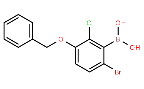 BP20890   1309980-90-2   3-Benzyloxy-6-bromo-2-chlorophenylboronic acid