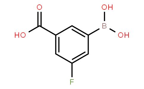 BP20892 | 871329-84-9 | 3-Carboxy-5-fluorophenylboronic acid