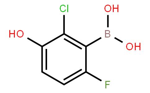 BP20899 | 957121-07-2 | 2-Chloro-6-fluoro-3-hydroxyphenylboronic acid