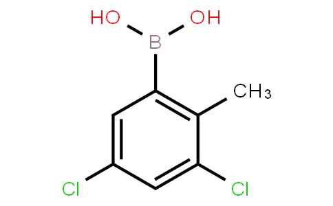 BP20900   957120-97-7   3,5-Dichloro-2-methylphenylboronic acid