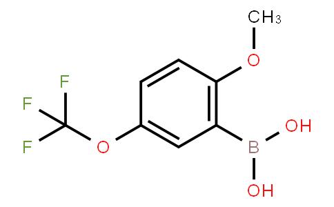 BP20905 | 290832-43-8 | 2-Methoxy-5-trifluoromethoxyphenylboronic acid