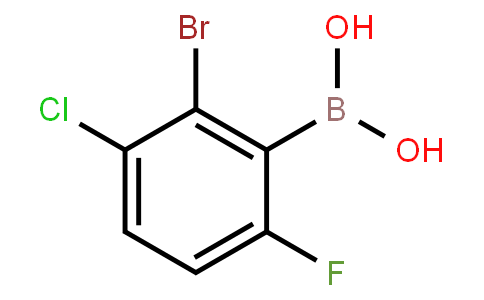 BP20906 | 1451392-82-7 | 2-Bromo-3-chloro-6-fluorophenylboronic acid