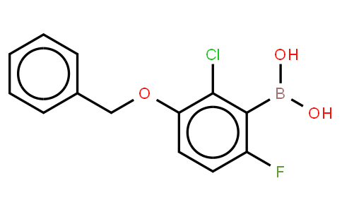 BP20908 | 957062-67-8 | 3-Benzyoxy-2-chloro-6-fluorophenylboronic acid